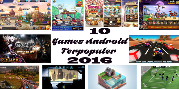 Games Android 2016