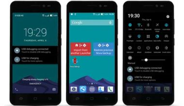 ROM LINEAGE OS Andromax A