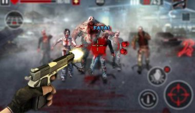 Game Zombie Android