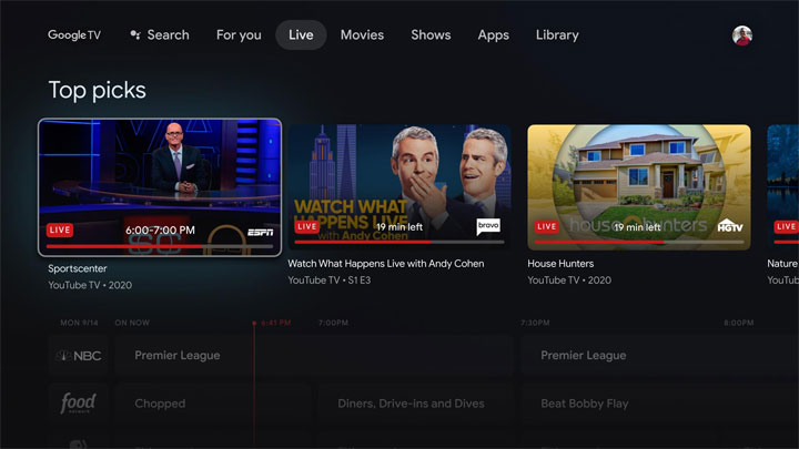 Google-Live-Channels-tv-android